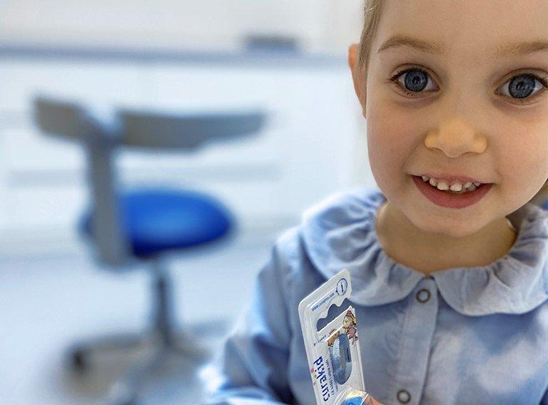 Лечение периодонтита молочных зубов